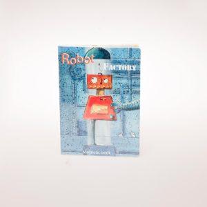Magneettikirja Robottitehdas