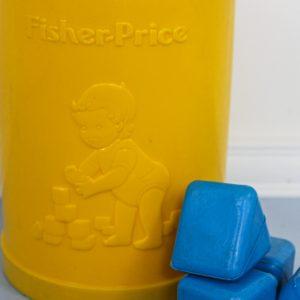 Fisher Price säilytysrasia