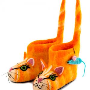 Kissa tossut
