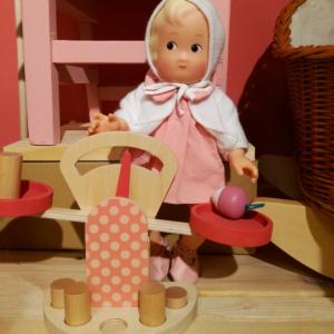 Susan ekologinen nukke